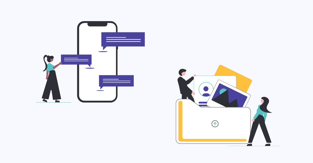 DataVault for secure file sharing